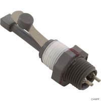 """Spa Flow Switch, 1/2""""Thd Q12DS Kit (hubble fitting & 1/2""""Cplr)(2)"""