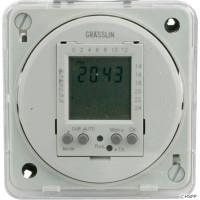 Grasslin Spa Time Clock, Spa Timer, Spa Digital Time Control 120v Panel Mount(3)