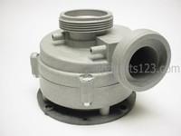 PUM22200159 Cal Spa WET END PUMP 5 HP DUALLY DBL SEAL REVERSE W/LIP