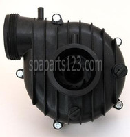 """PUM22901052 Cal Spa Wet End Power Right, Dually Forward, 2""""PLUMBING* 56 FRAME *DISCONTINUED*"""