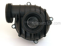 "PUM22200240  Cal Spa WET END -DUALLY 4 HP PUMP FORWARD-RIGHT SIDE,2""PLUMBING * 48 FRAME **"