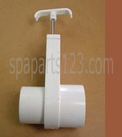 "PC Spas 2 1/2"" x 2 1/2"" Slide Valve"