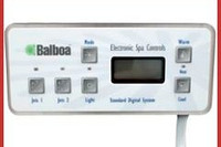 6 Button, 51247 Balboa Topside, Serial Std Digital