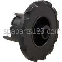 Luxury Micro Barrel Spa Jet Adjusta-Swirl, White-Clear-Bone-Gray-Dark Grey-Black