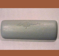 L.A. Spas Pillow, Flat with Logo, Gray or Black **Discontinued**LIMITED TO STOCK ON HAND**