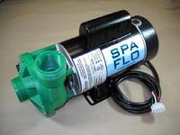 Leisure Bay Spas Pump, 2 HP 120V 2spd, 303485