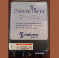 Hot Springs Ozone Unit, FreshWater III, OUE-1D  1611