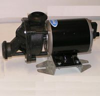 H412000 Jacuzzi® Bath Pump/Motor, 10 Amp, 115V, With Air Switch