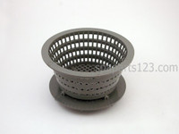 FIL11700138 Cal Spa FILTER BASKET - FILTER SKIM DYNAFLO, TOP MT BASKET ASSY, GREY