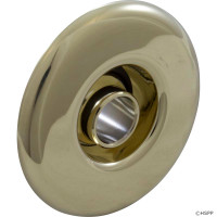 Escutcheon, BWG/HAI Slimline, Metal, Polished Brass(3)
