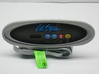 ELE09001313 Cal Spa Control Panel 5100, 2 pump, '09+