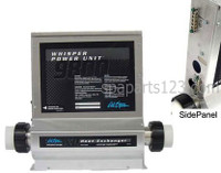 ELE09018200 Cal Spa Equipment Control Box CS9800P3 (GL8000), 05' (C-08/4), (P# 54433-01)