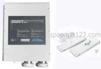 ELE09001002 Cal Spa Equipment Control Box (OE9900), (C-08/4), (#55244-01)