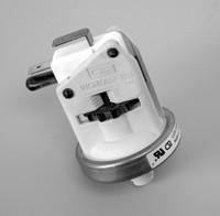 11447, Dynasty Spas Heater Pressure Switch, SBSG Pack, 1A,1.2/2.1, 11447 (Gecko)