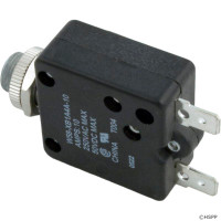 Spa Circuit Breaker, Panel Mount, 10a, 120v