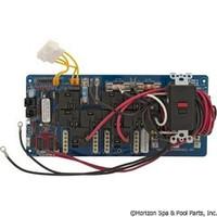LA Spas Circuit Board (14-Relay) 11/29 Fun. P1,P2 (Phone Type)Discontinued