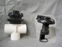 "Catalina Spas 1"" Diverter Water Control Complete"