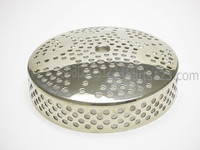FIX12000000 Cal Spa COVER MAIN DRAIN STAINLESS FIX12000000