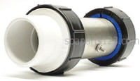 """BLO05200050 Cal Spas Blower Metal Tube 2"""""""