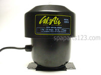 BLO05000050 Cal Spas Air Blower w/Cord Complete 1.0HP 220V Regular Air, DISCONTINUED REPLACE WITH NEW STYLE BLOWER