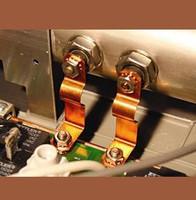 Balboa VKV/VS Heat Connector Strips/Copper
