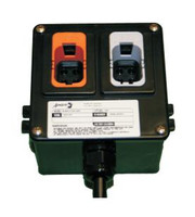 33-0512-40, Artesian Spas Equipment Box, Splitter, Pumps P1 & P4