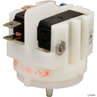 Spa Air Switch-Momentary, SPDT, Center Spout, ACM-111A