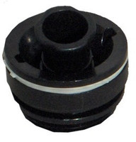 Adjustable Jet Insert Push/Pull, 1/4, Black