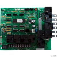 50759 Caldera Spas Circuit Board Models 9115 Standard, W/ Ribbon Cable