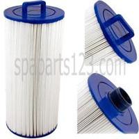"""6"""" x 13"""" Blue Pacific Spa Filter PTL50W-SV, 6CH-50, FC-0340"""