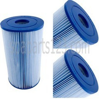 """6"""" x 10-3/8"""" Hot Springs Spa Filter Antimicrobial, Later Hot Spring Models (Watkins) PWK30-M, C-6430, FC-3915, 31489"""