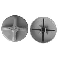 7000-102 Dimension One Spas Selector Valve - Skirted Knob (Gray)