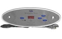 650-0387 Marquis Spas Topside, 4 Button, MTS I, Balboa  53090