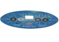 650-0490A Marquis Spas Overlay, Sport Series 2000-2001