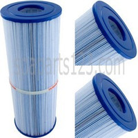 "5"" x 13-5/16"" Sun Ray Spas Filter Antimicrobial PRB50-IN-M, C-4950, FC-2390, 03FIL1600"