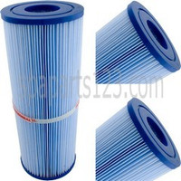 "5"" x 13-5/16"" GPM INdustries Spas Filter Antimicrobial PRB25-IN-M, C-4326, FC-2375, 3301-2242"