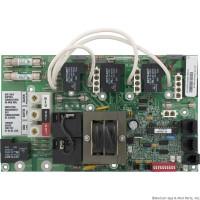 52532-02  Balboa Circuit Board, SUV Digital (M7 Technology) 52532, BAL52532, 9710-32, 52532-01