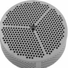 """4"""" Suction Cover Gray - Weslo Spas Discontinued - SpaParts123"""