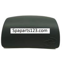 499 Caldera Spa Pillow, Large Corner, 016014, With Pins, DARK GRAY