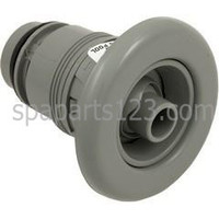 "3 3/8"" Smooth Poly Spa Jet, Roto, Gray"