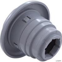 """3 1/2"""" Spa Jet Insert - Pulsator,5 Scallop [Gray or White](4)"""