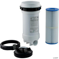 "(18) Waterway Spa Filter Complete , 25sqft Top Load, 1.5"" w/bypass, 500-2510(2)"