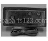 11610 Dynasty Spas Balboa Topside Control, SV500 Pack, Large Rectangle, 53604