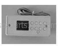 10982 Dynasty Spas Topside Control, TSC-19, 7 x 3-1/4 Rectangle, SSPAP1 Pack, No Overlay, 0202-007085