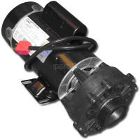 01562-12 Dimension One Spas Pump, 3hp, Two Speed Waterway Pump, 3421221-1010