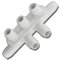 01510-398 Dimension One Spas Pop Check Valve Manifold
