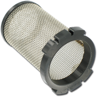 01530-0020-A Dimension One Spas Inner Filter Screen for Circulation Pump