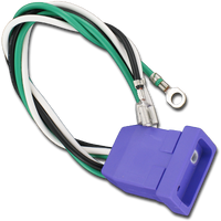 01510-196 D1 Spas Circ. Pump Receptacle