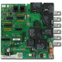 01560-96 D1 Spas Circuit Board SLC, 1993-1995