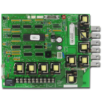 01560-55 D1 Spas Circuit Board Legend 1500 - 120/240v Models, 1992